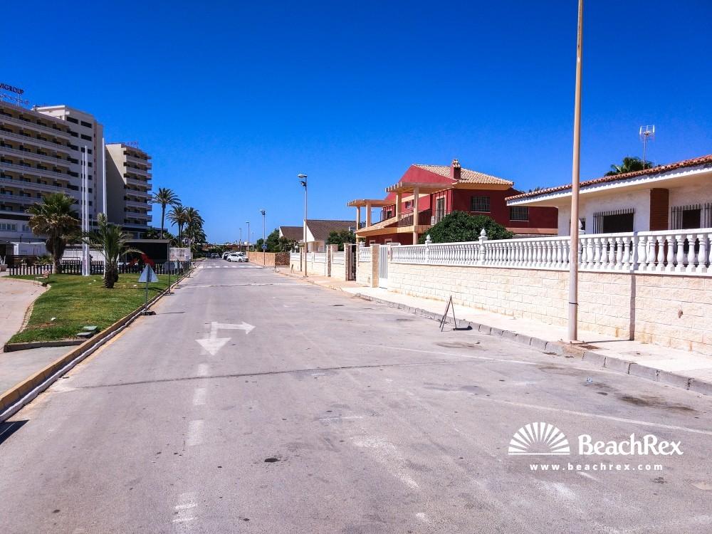 Spain - Valencia -  Orihuela - Platja Cala Cerrada