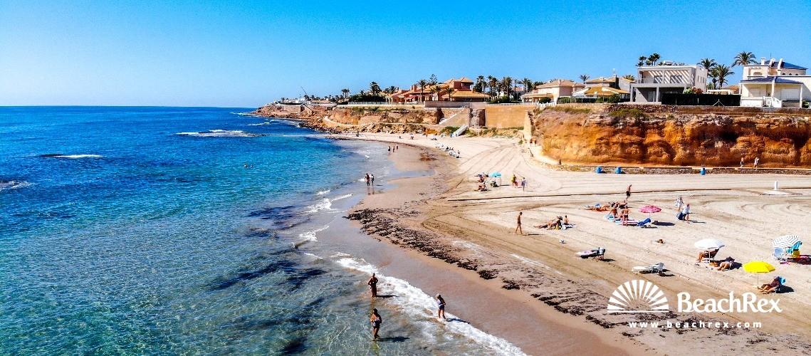 Spain - Valencia -  Orihuela - Platja Capitán