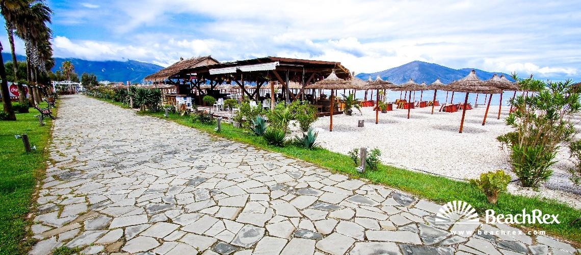 Albania - Vlorë -  Orikum - Plazhi Bojo
