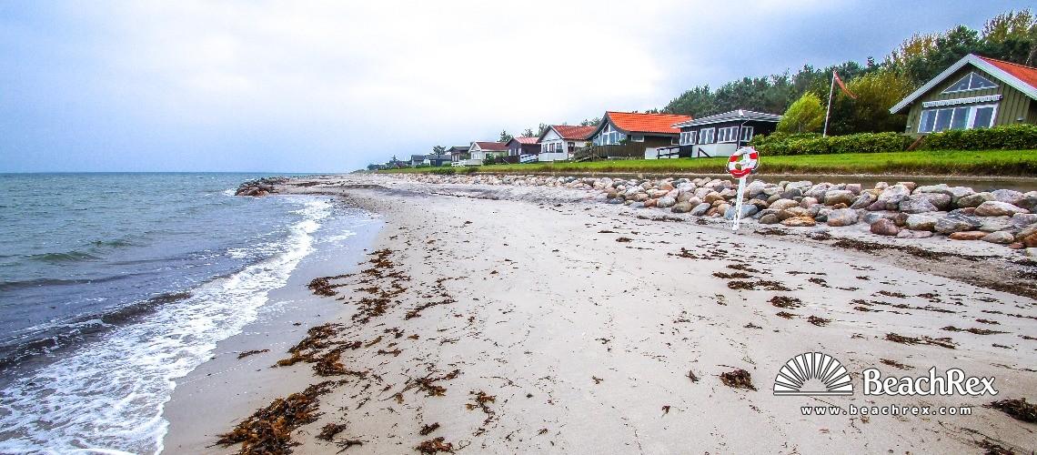 Denmark - Syddanmark - Funen -  Otterup - Strand Fuglsang