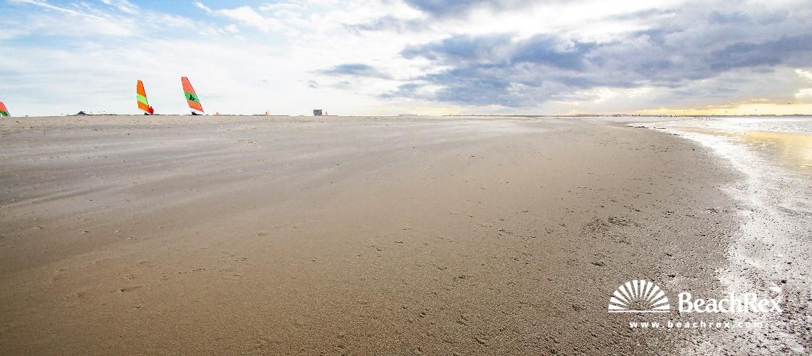 Netherlands - ZuidHolland -  Ouddorp - Strand Brouwersdam De Kous