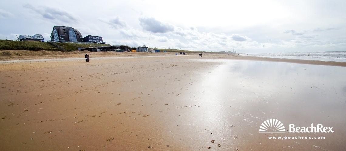 Netherlands - NoordHolland -  Overveen - Strand Bloemendaal aan Zee