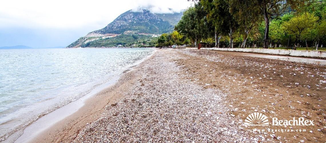Greece - Peloponnisos -  Panagia - Paralia Gialási
