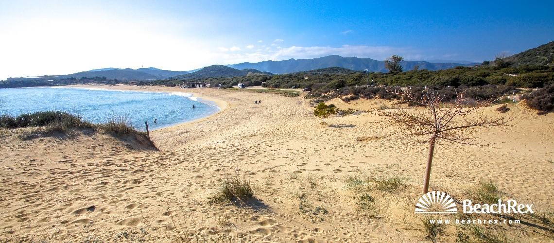 Greece - Anatoliki Makedonia kai Thraki -  Pangaio - Paralia Ammolofoi