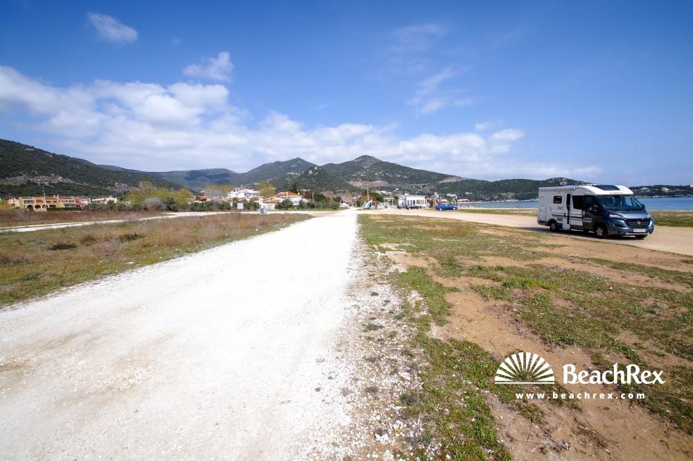 Greece - Anatoliki Makedonia kai Thraki -  Pangaio - Paralia Iraklitsa