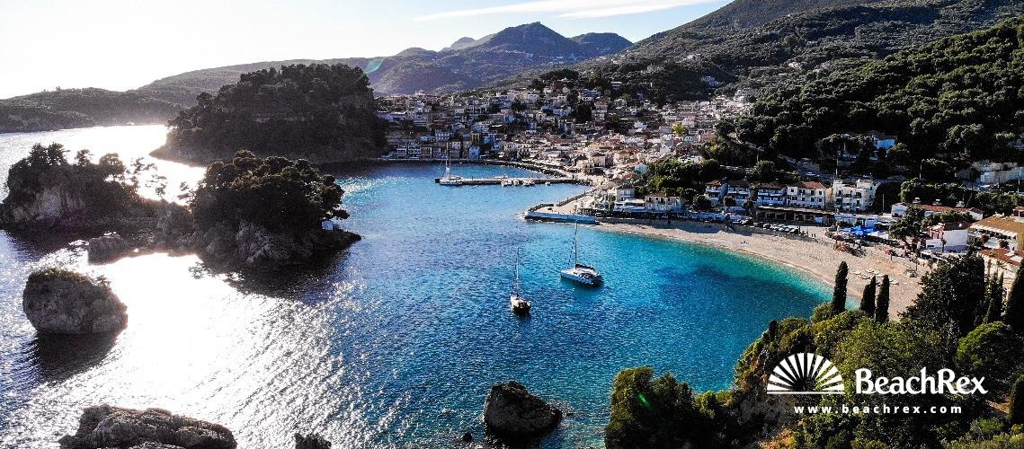 Greece - Ipeiros -  Parga - Paralia Krioneri