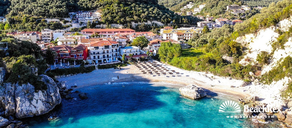 Greece - Ipeiros -  Parga - Paralia Piso Krioneri