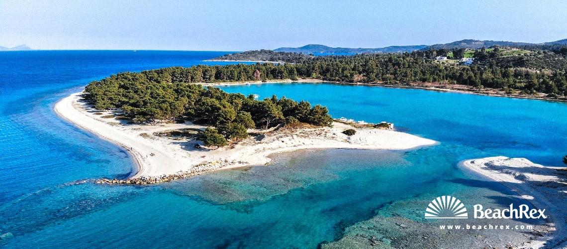 Greece - Kentriki Makedonia -  Pefkochori - Paralia Glarokabos