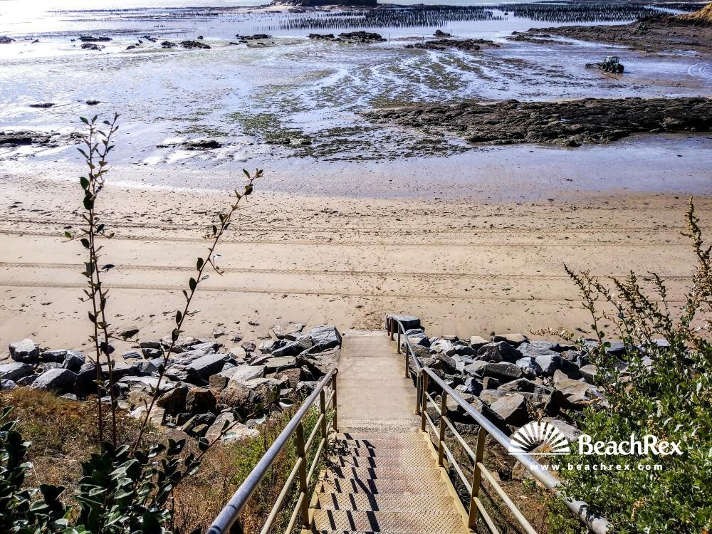 France - Bretagne -  Pénestin - Plage les Iles