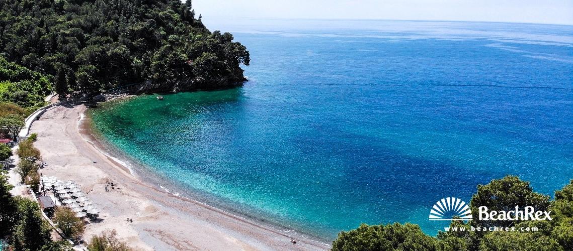 Montenegro - Budva -  Petrovac na Moru - Beach Lučice