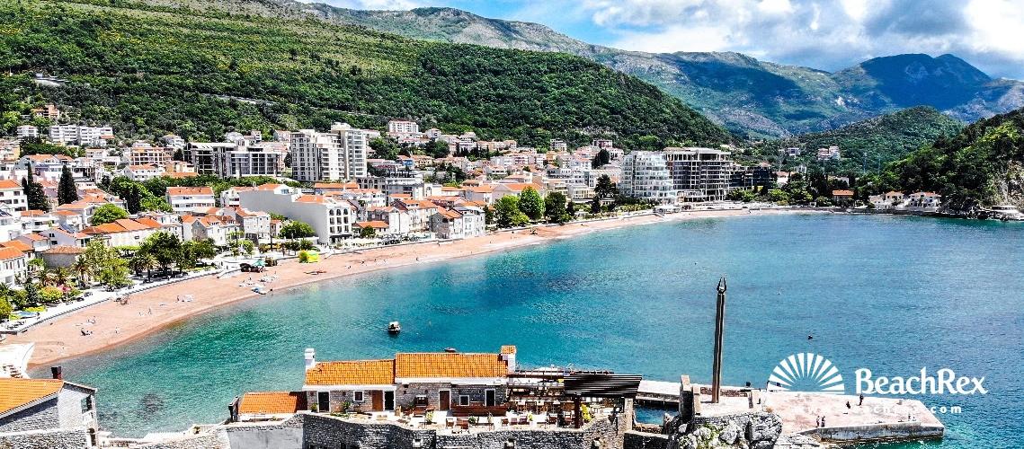 Montenegro - Budva -  Petrovac na Moru - Beach Petrovac
