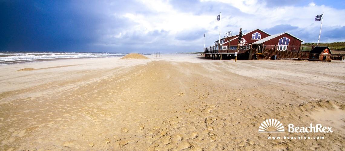 Netherlands - NoordHolland -  Petten - Strand Petten Centrum