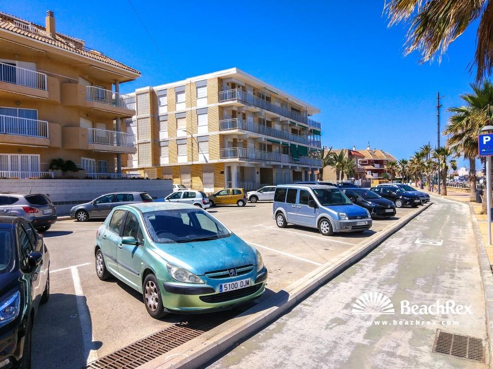 Spain - Valencia -  Pilar de la Horadada - Platja del Conde