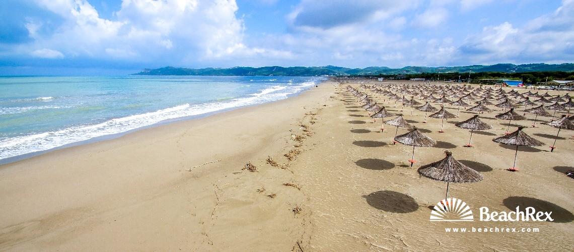 Albania - Durrës -  Plazhi San Pietro - Plazhi Gjiri i Lalëzit 1