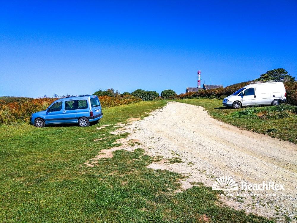 France - Bretagne -  Plouarzel - Plage de Corsen