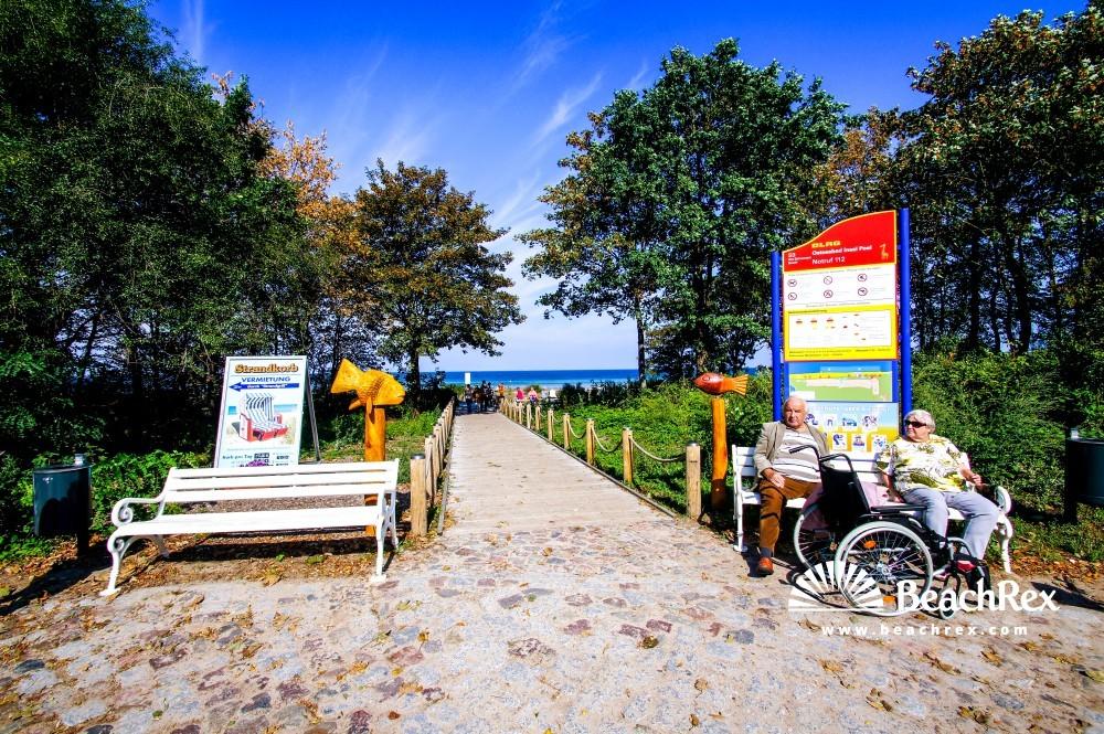 Germany - MecklenburgVorpommern - Poel -  Poel - Strand am Schwarzen Busch