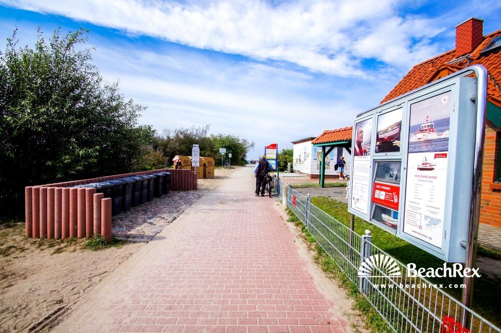 Germany - MecklenburgVorpommern - Poel -  Poel - Strand Timmendorf