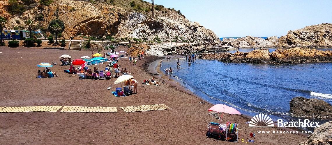 Spain - Murcia -  Portman - Playa Portman