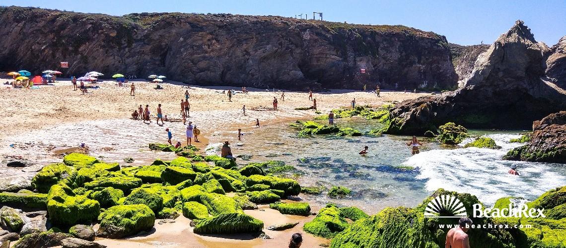 Portugal - Setubal -  Porto Covo - Praia da Samoqueira