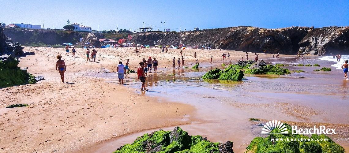 Portugal - Setubal -  Porto Covo - Praia Grande de Porto Covo