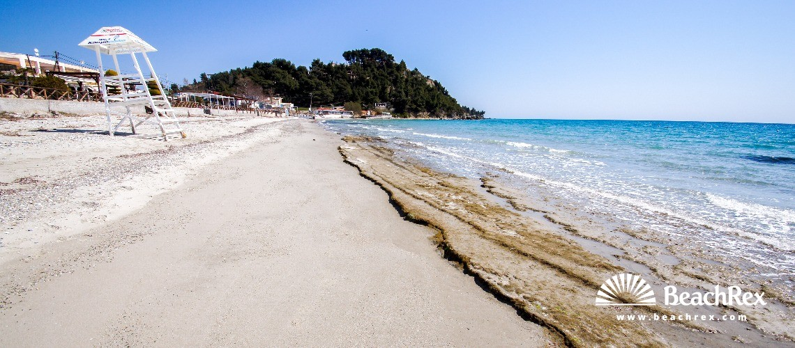 Greece - Kentriki Makedonia -  Posidi - Paralia Posidi