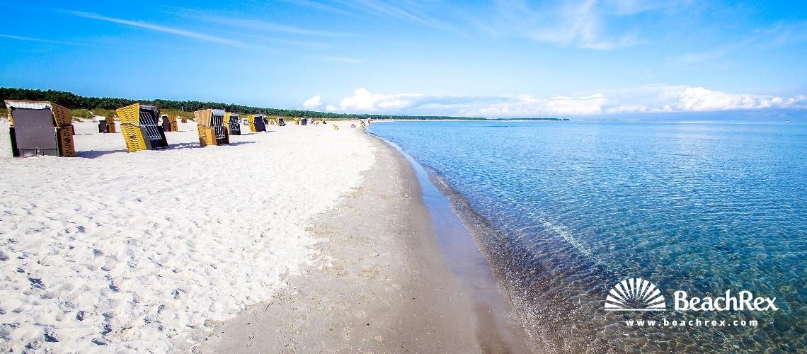 Germany - MecklenburgVorpommern -  Prerow - Strand Prerow