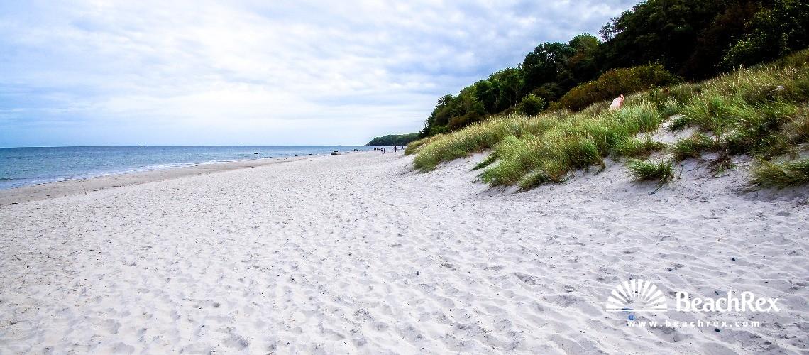 Germany - MecklenburgVorpommern - Rügen -  Putgarten - Strand Nordufer