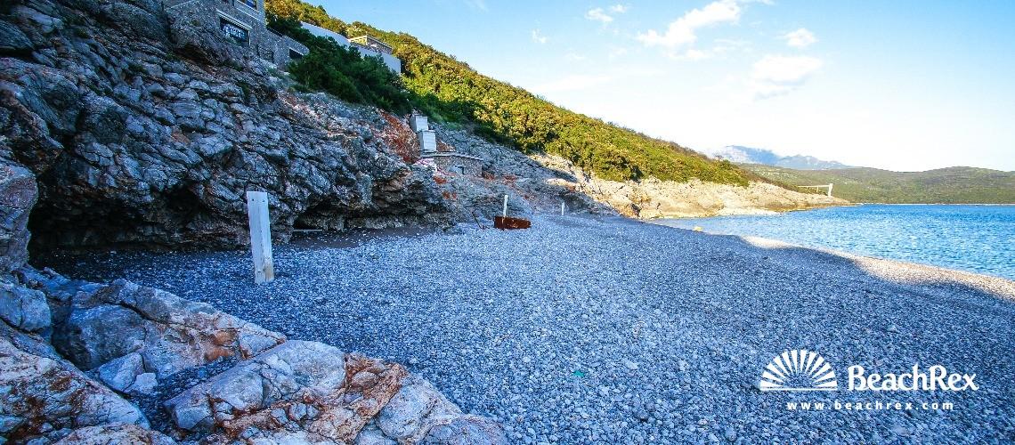 Montenegro - Herceg Novi -  Radovići - Beach Luštica