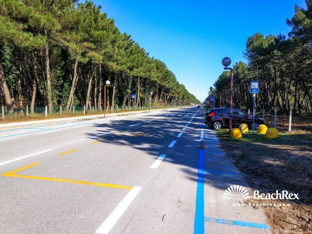 Italy - EmiliaRomagna -  Ravenna - Beach Punta Marina