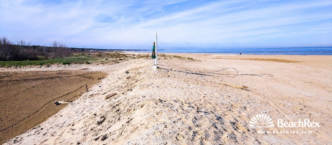 Italy - EmiliaRomagna -  Ravenna - Beach Marina Romea