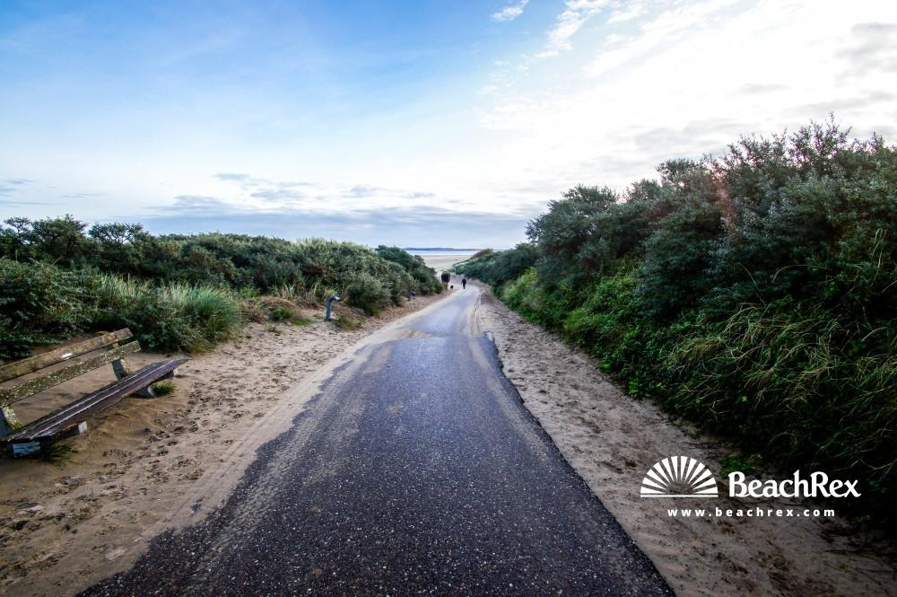 Netherlands - Zeeland -  Renesse - Strand Kijkduin
