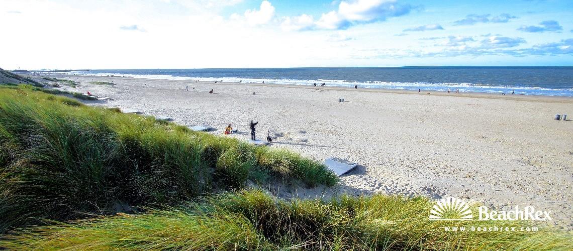Netherlands - Zeeland -  Retranchement - Strand Vlamingpolder