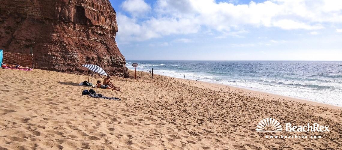 Portugal - Lisboa -  Ribamar - Praia do Valmitão