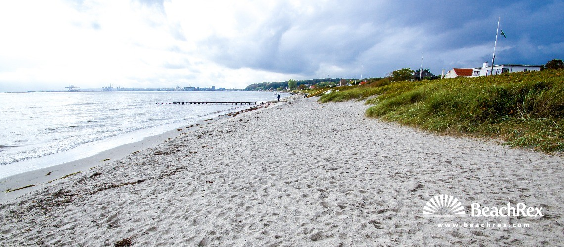 Denmark - Midtjylland -  Risskov - Strand Fortevej