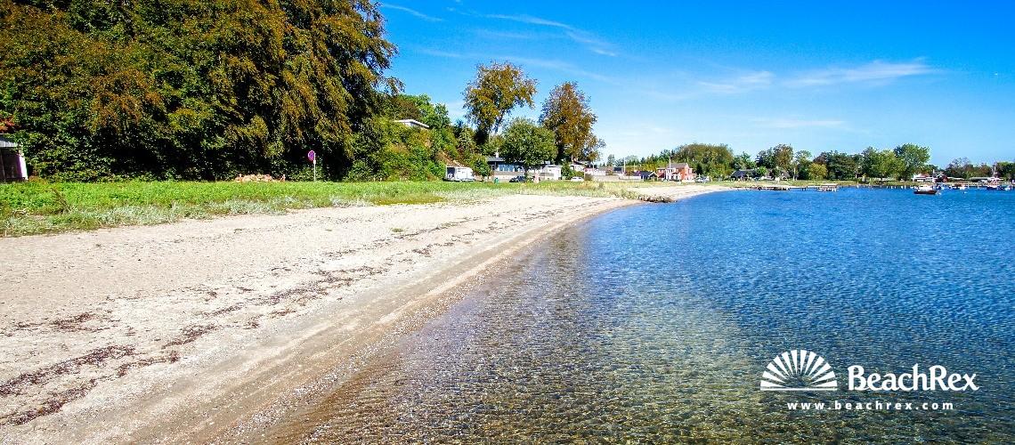 Danska - Syddanmark -  Rødekro - Strand Genner