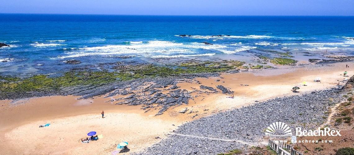 Portugal - Algarve -  Rogli - Praia do Vale dos Homens