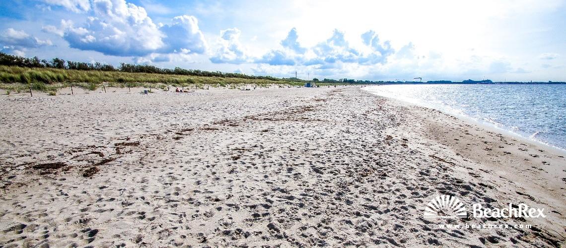 Germany - MecklenburgVorpommern -  Rostock - Strand Hohe Düne