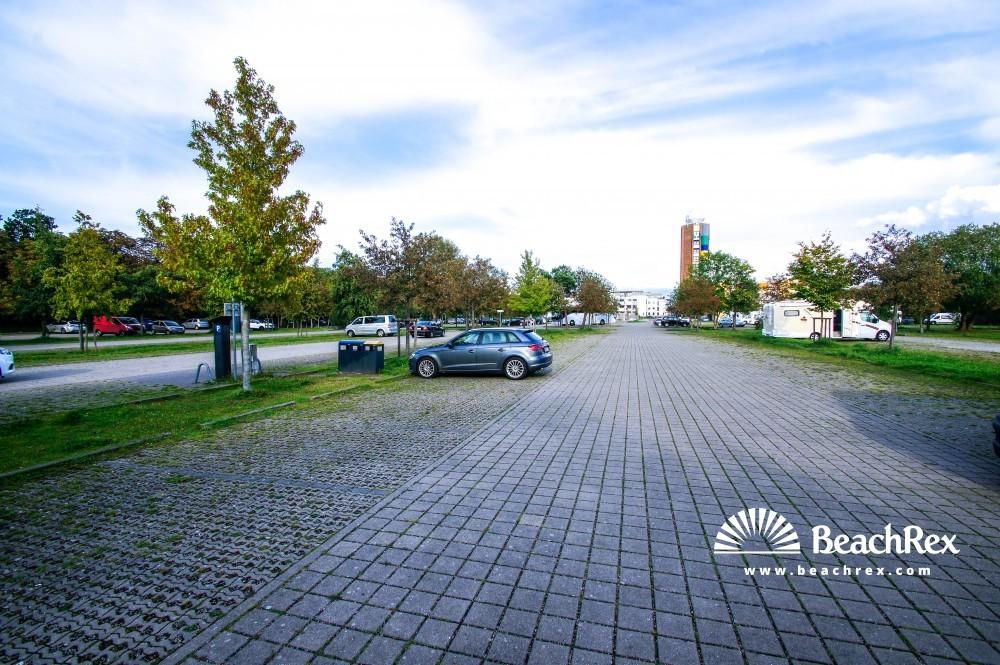 Germany - MecklenburgVorpommern -  Rostock - Strand Warnemünde