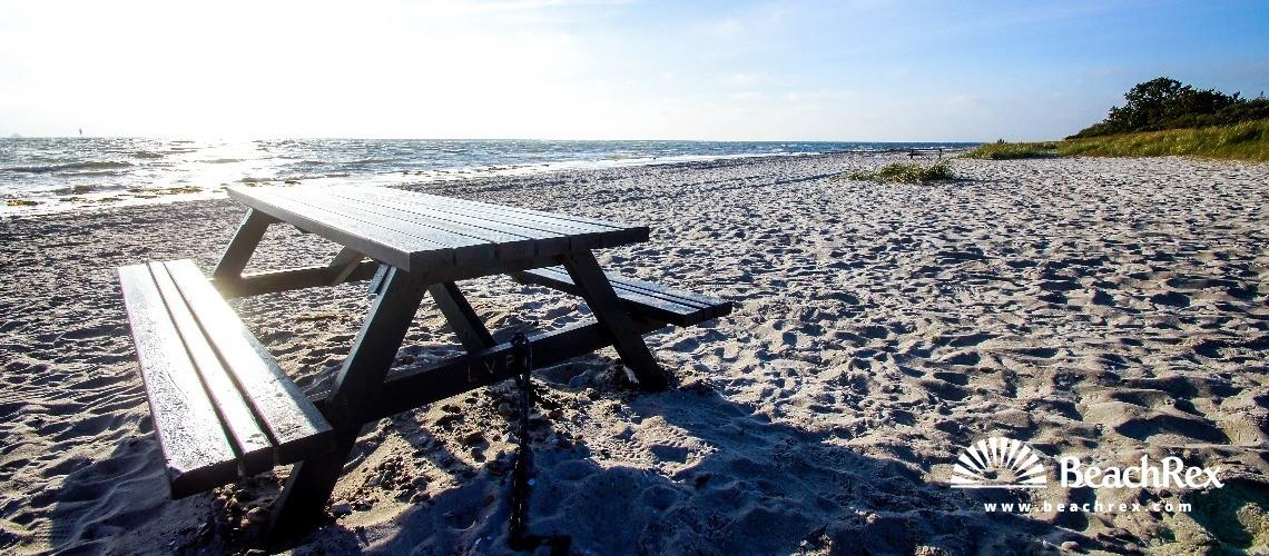 Denmark - Syddanmark - Langeland -  Rudkøbing - Strand Spodsbjerg