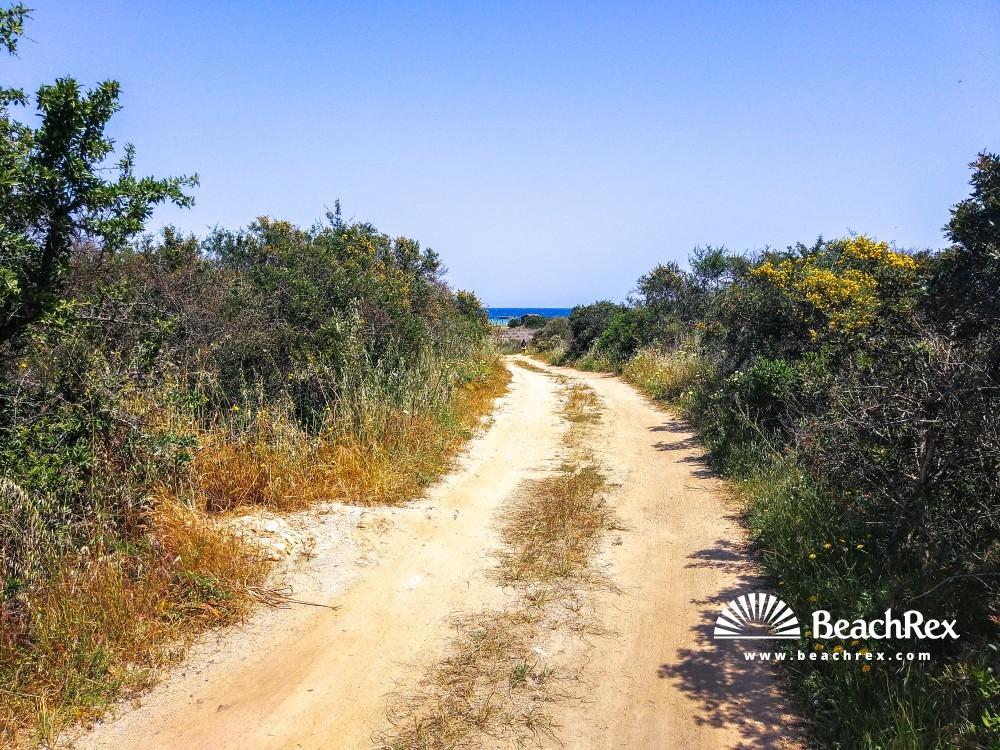 Italy - Sassari - Sardegna -  San Teodoro - Beach Isuledda