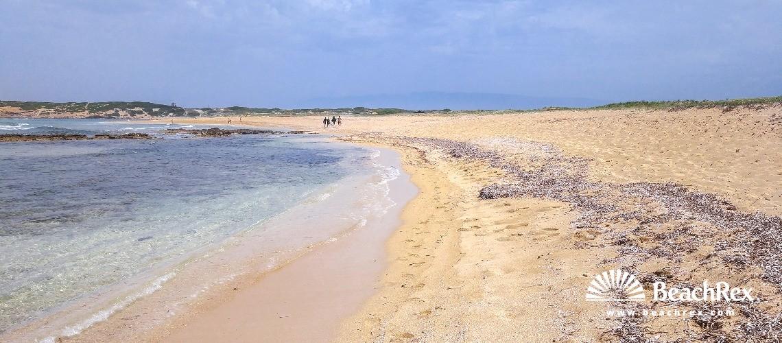 Italy - Oristano - Sardegna -  San Vero Milis - Beach di Sa Mesa Longa