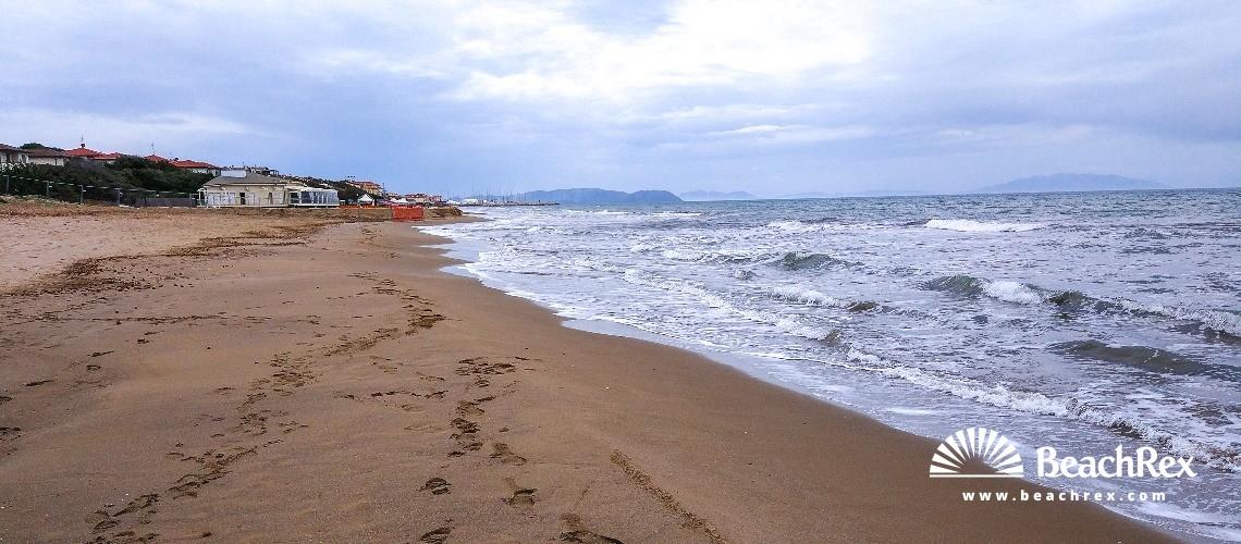 Italy - Toscana -  San Vincenzo - Beach Conchiglia