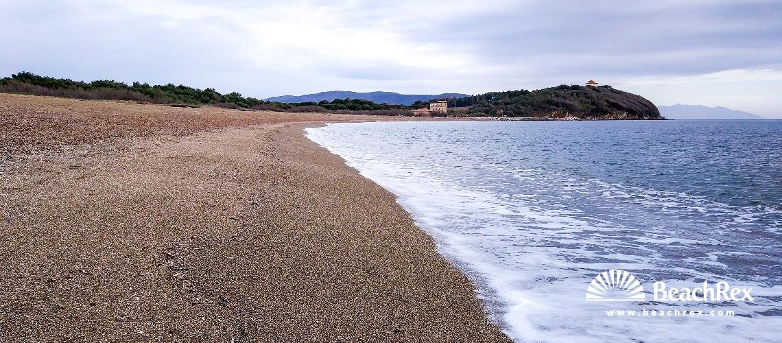 Italy - Toscana -  San Vincenzo - Beach Ultima