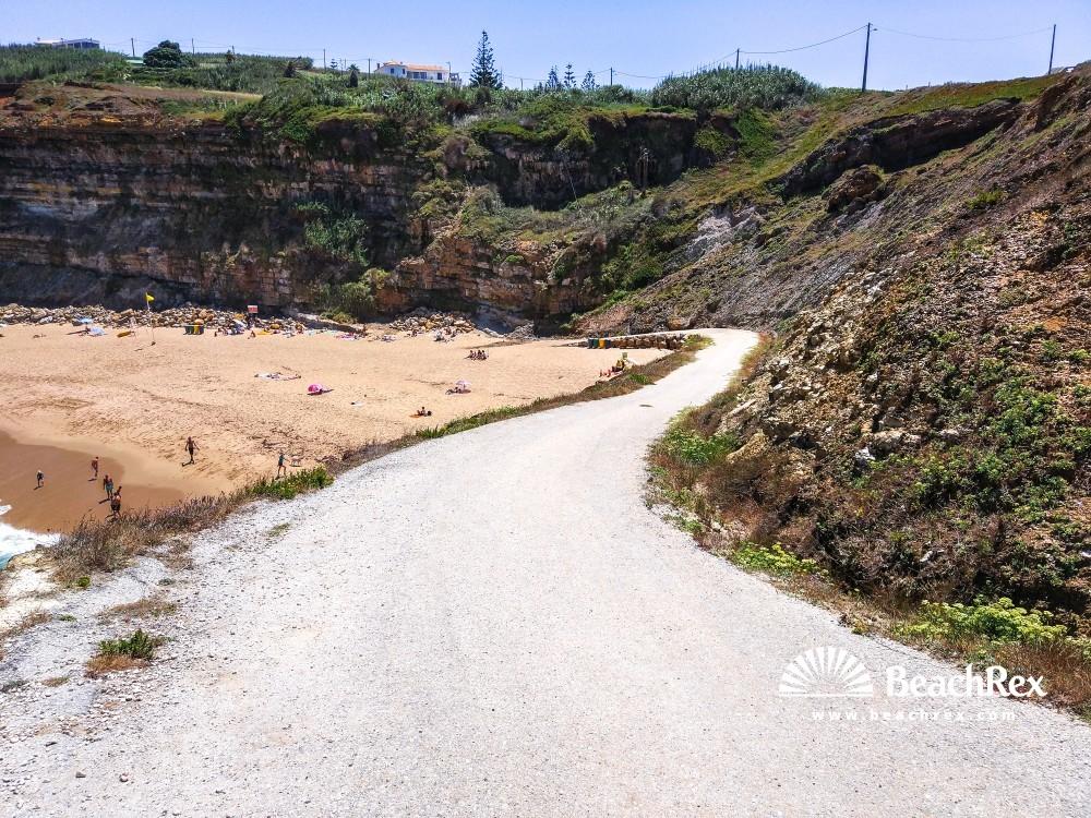Portugal - Lisboa -  Santo Isidoro - Praia dos Coxos