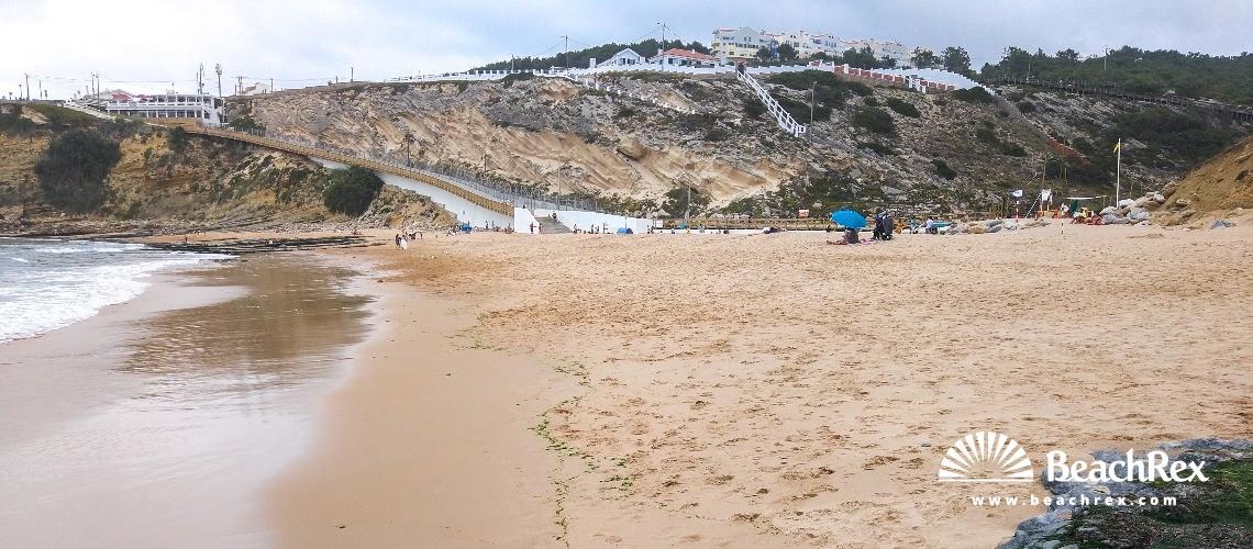 Portugal - Lisboa -  São João das Lampas - Praia do Magoito