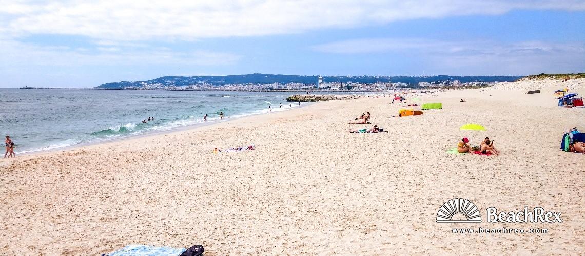 Portugal - Coimbra -  São Pedro - Praia do Hospital
