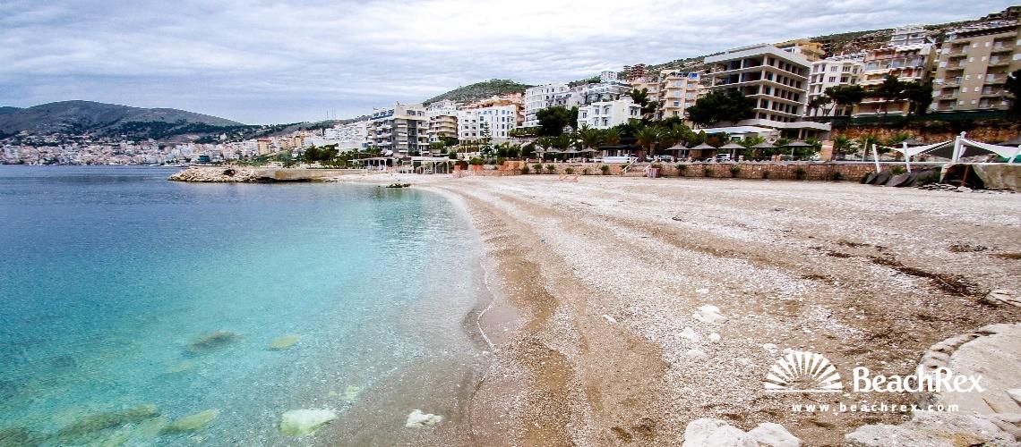 Albania - Vlorë -  Sarandë - Plazhi Mango