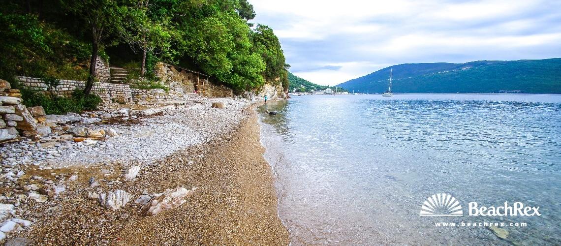Montenegro - Herceg Novi -  Sasovići - Beach Authentic