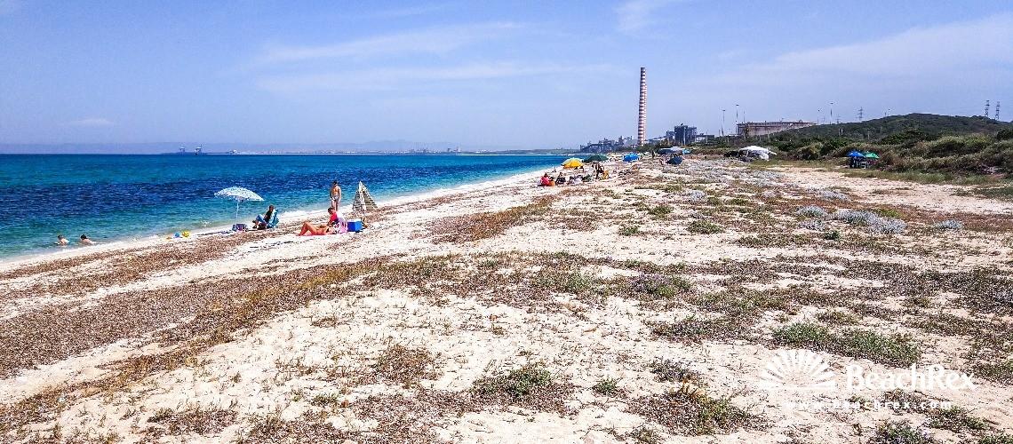 Italy - Sassari - Sardegna -  Sassari - Beach di Stagno di Pilo