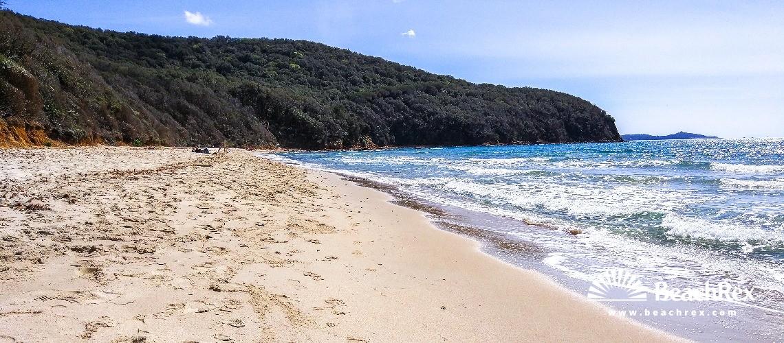 Italy - Toscana -  Scarlino - Beach Violina